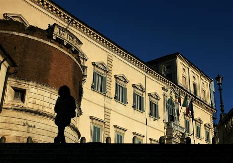 quirinale sede terremoto roma oggi stop a visite al quirinale controlli