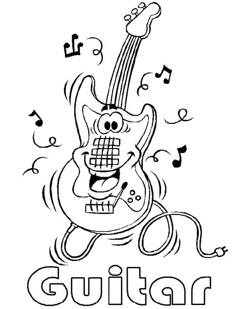 Coloring Pages Free Music | music coloring pages coloringpagesabc com