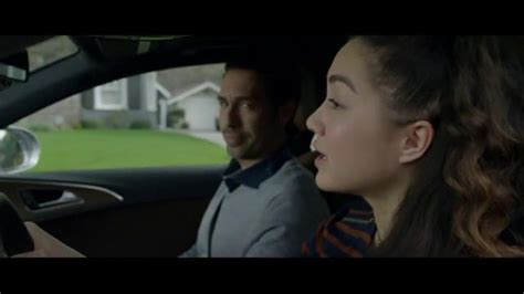 actress in audi commercial audi a6 tv commercial spring of audi sales event