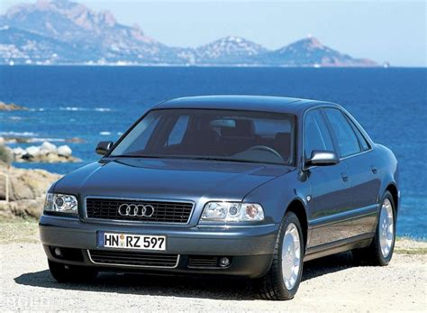 Audi A8 1998 by 1998 Audi A8 Information And Photos Zombiedrive