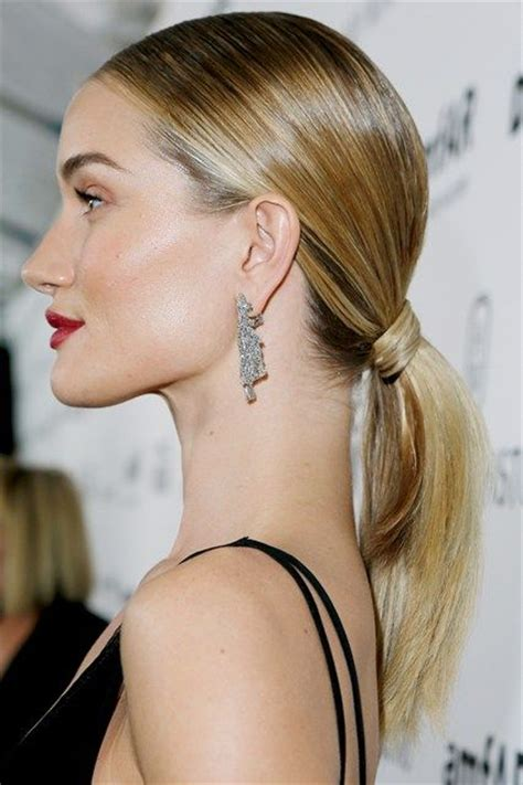 ponytail with bangs glam radar 4 sexy new hairstyles to try right now glam radar