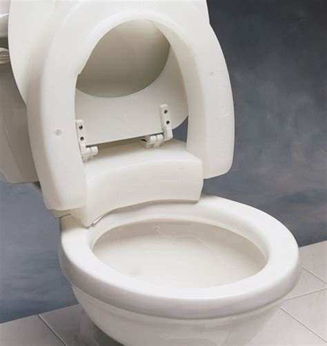 elevated toilet seat hinged elevated toilet seats coast