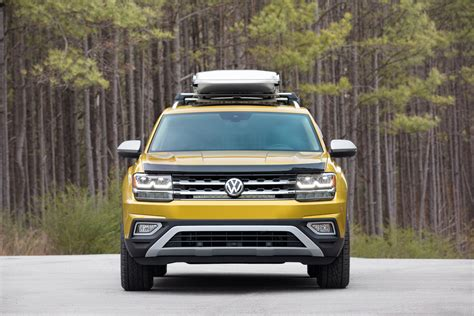 volkswagen atlas 2017 2018 vw atlas weekend edition photo gallery