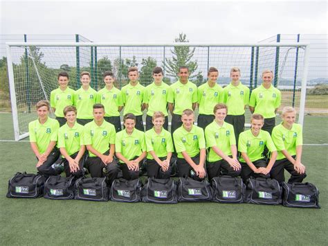 plymouth argyle squad academy milk cup squad ready to go pafc academy