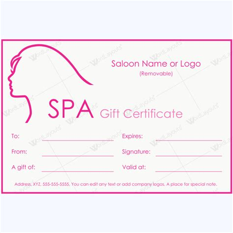 draw visitors in to your spa with help of spa gift