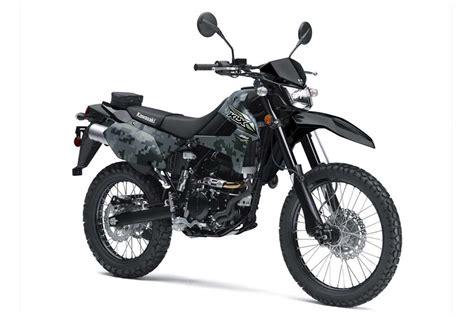 Dual Sport Kawasaki by Kawasaki Brings Back New And Improved Klx250 Dual Sport