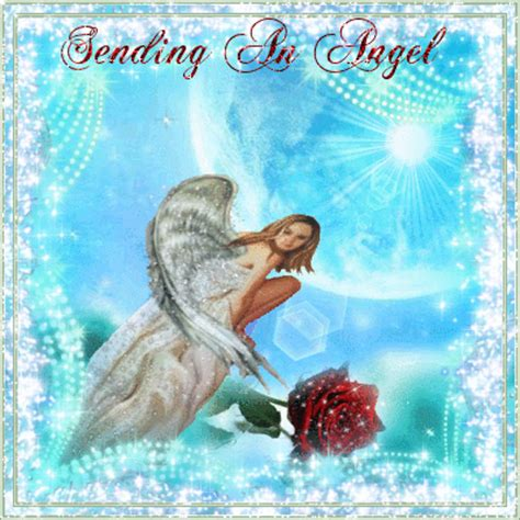 sending an angel. free angel ecards, greeting cards | 123