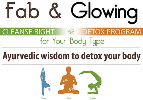 Detox Your Home Program by Ayurvedic Detoxification Program Detox Right For Your