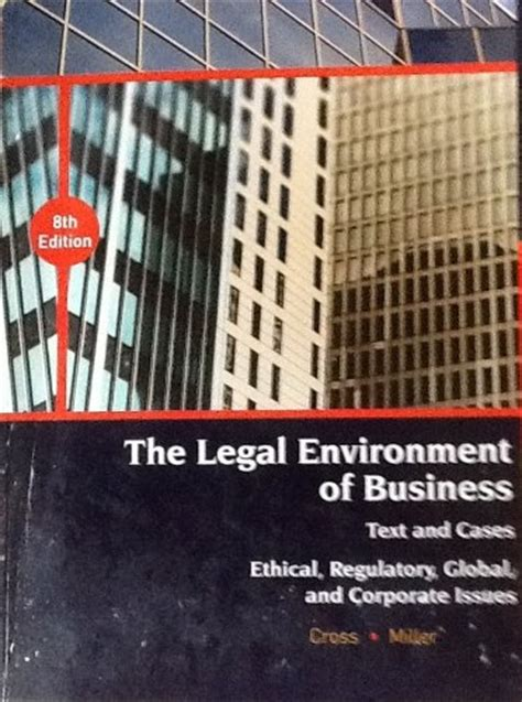 the environment of business text and cases the environment of business text cases 8th