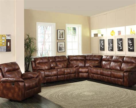 acme sectional acme sectional sofa in light brown dyson ac50815 sec