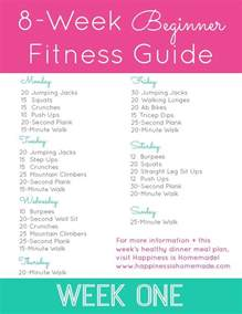 beginners workout plan for at home beginner fitness jumpstart week 1 homemade workout plans and lose weight quick