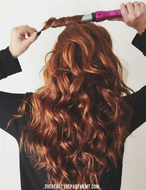 digferent waysto curlbhairbwith wand the 11 best hacks for curling your hair the eleven best