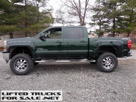 2015 lifted chevy silverado 1500 southern comfort apex