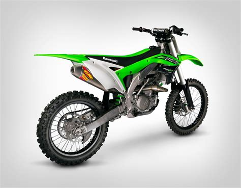 Dirt Bike Giveaway 2016 - fmf launches 2016 kawasaki exhaust systems dirt bike magazine