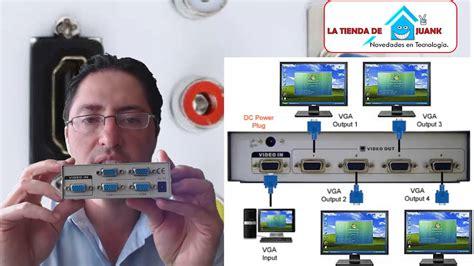 varias imagenes en una sola foto como conectar 4 varias pantallas a un pc computar laptop