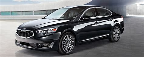 Kia Luxury Brand Kia Meets Luxury In The 2016 Cadenza Sedan