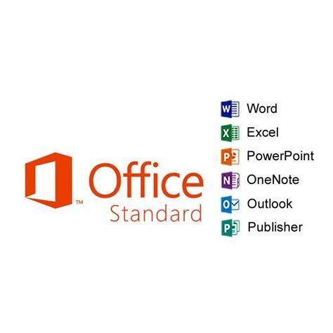 Microsoft Office Standard microsoft office 2016 standard at academic rate tekgia