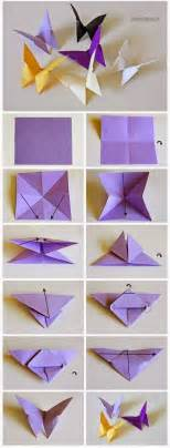 Origami Diy - 25 best ideas about origami butterfly on