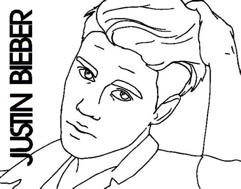 free coloring pages of demi lovato and justin