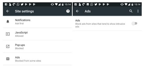 block websites on android chrome chrome za android će blokirati uznemiravajuće reklame sn