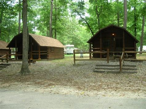 Myrtle Cgrounds Cabins by Two Bedroom Cabin 74 Picture Of Myrtle Koa