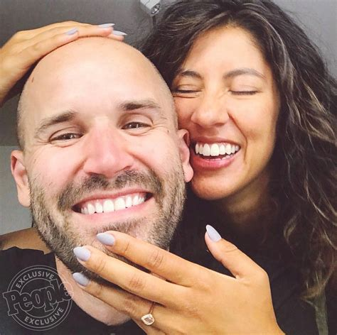 stephanie beatriz wedding ring celebrity news newslocker