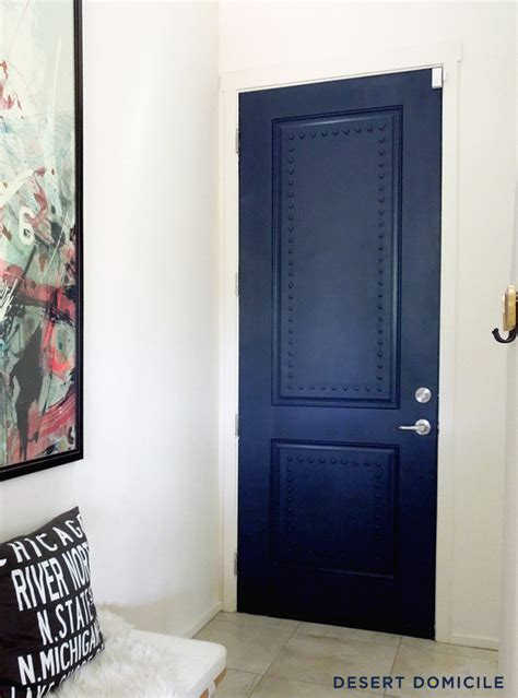 How To Interior Decorate Your Own Home by Try This 8 Colors You Can Paint An Interior Door Four