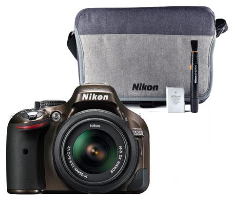 nikon d5200 dslr 2 lens bundle buy nikon d5200 dslr zoom lens accessory kit