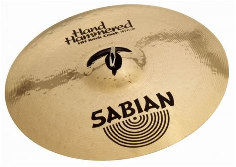 Rock You Crash 18 Inch Cymbal sabian hh rock crash cymbal brill 18 inch mcquade musical instruments