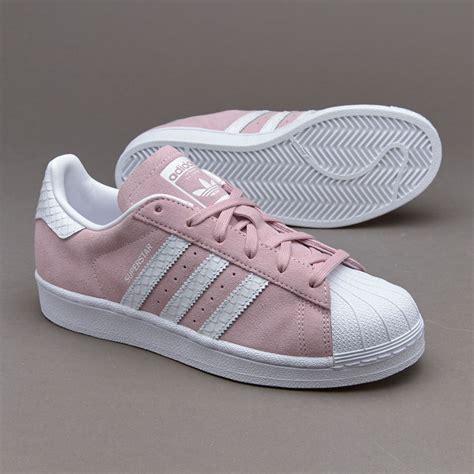 Sepatu Adidas Pink sepatu sneakers adidas originals womens superstar baby pink