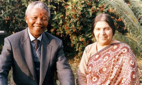 autobiography of nelson mandela in hindi fatima meer obituary world news the guardian