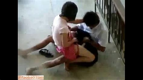 Young Filipinos Highschool Students Sex In The Public