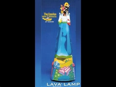 Yellow Submarine Lava L by Beatles Lava Ls Beatles Zippo Lighters
