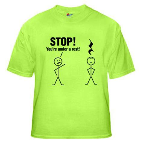 Stop You Re A Rest get a dose of from these stickman t shirt