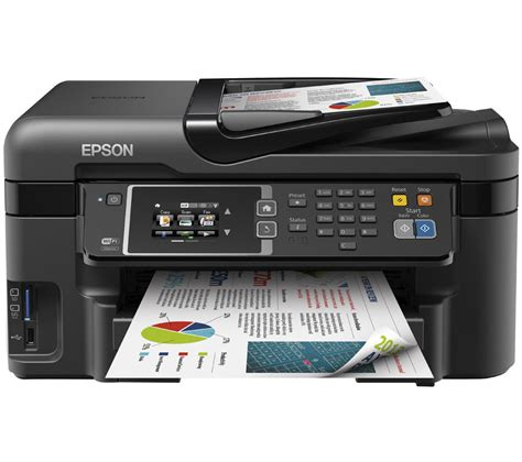 Printer Epson A3 Wifi epson workforce wf 7620 dtwf all in one wireless a3 inkjet