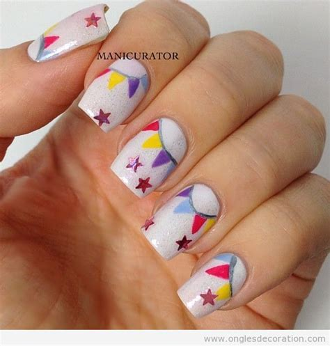Deco Pour Faux Ongles by D 233 Coration Sur Ongles Nail Dessin Sur Ongles