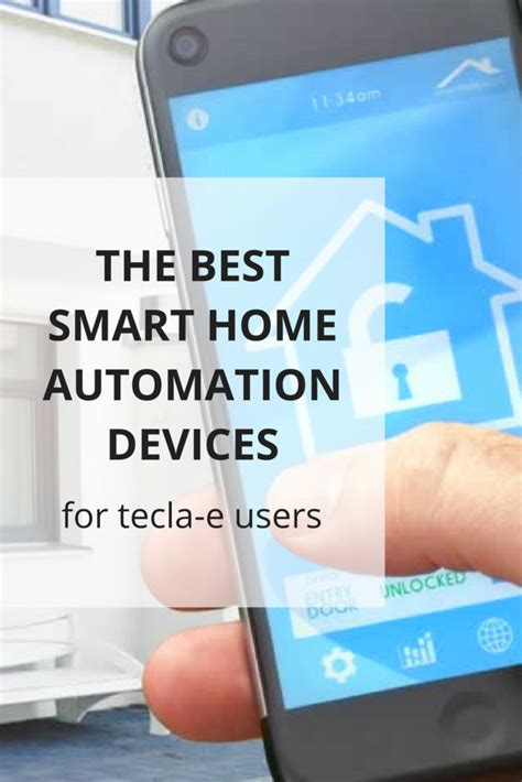 List Of Smart Home Devices | the best smart home automation devices for quadriplegics