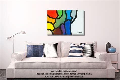 Tableau De Decoration Moderne by Tableau Decoratif Moderne