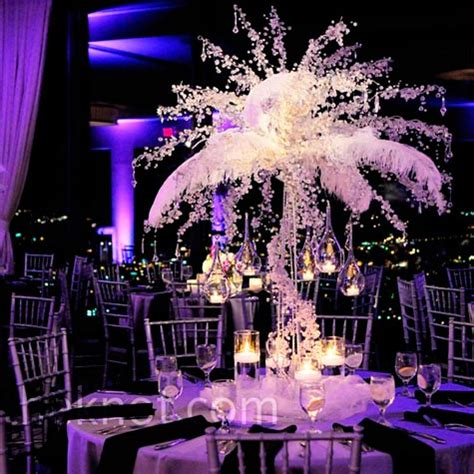 Giant Martini Glass Decoration Inexpensive Idea For Tall Centerpiece Weddingbee
