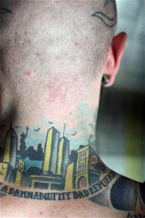 is getting a tattoo on your neck dangerous how bad does neck tattoos hurt
