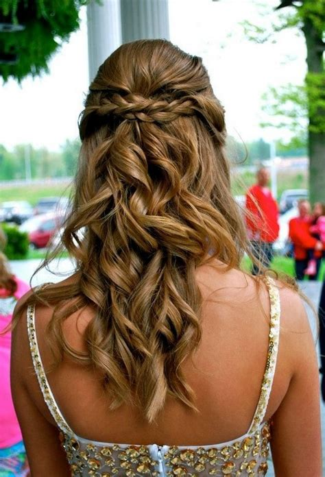 hairstyle ideas for evening 20 best prom hair ideas 2017 prom hairstyles for long