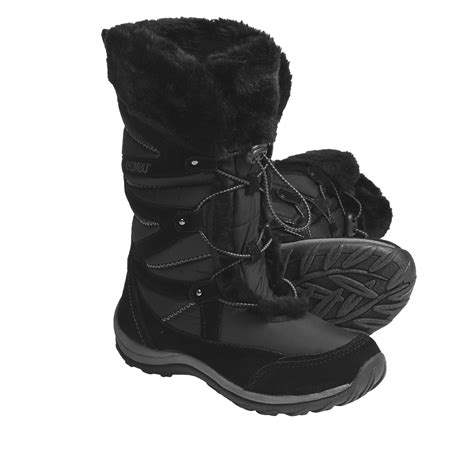 winter boots for reviews winter boots womens reviews khombu marker fur winter