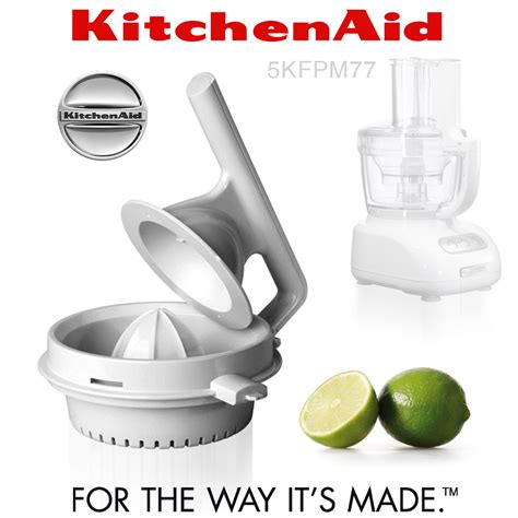 Multifunction Juicer 7 In 1 kitchenaid food processor citrus press