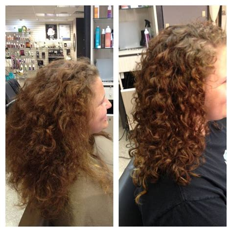 devacurl before and after devacurl before after by caycie devacurl pinterest
