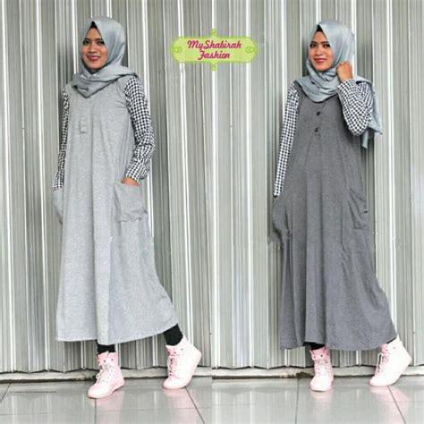 Baju Atasan Muslim Wanita Tunik Dress Gamis Busana Set grosir baju muslim murah tunik grosir baju muslim pakaian wanita dan busana murah
