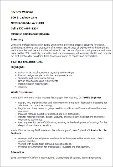 product design graduate cv professional textile engineering templates to showcase
