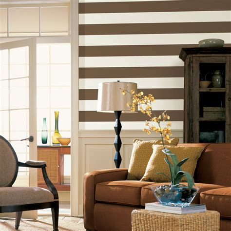 striped living room walls 5 tips for using stripes in your home