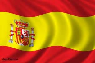 colors of spain flag of spain flag image spain flag