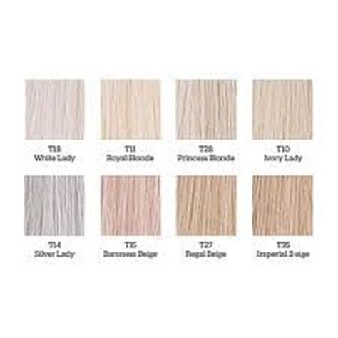 wella toner guide, i like t18, t10, and t27 | make up