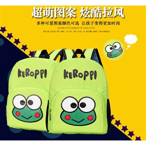 Tas Ransel Mini Kartun tas ransel anak model kartun green jakartanotebook